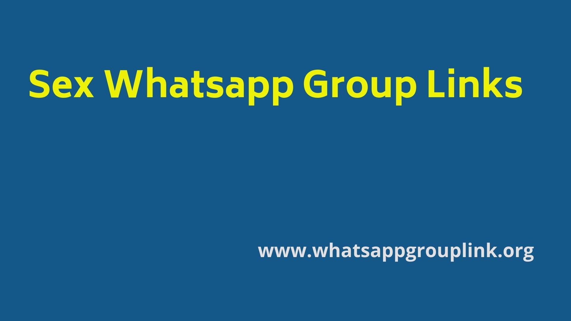 Sexy chat whatsapp Real WhatsApp