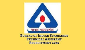 Bureau of Indian Standards (BIS) Recruitment for Senior Technician and Technical Assistant Apply Online @bis.gov.in /2020/02/Bureau-of-Indian-Standards-BIS-Recruitment-for-Senior-Technician-and-Technical-Assistant-Apply-Online-at-bis.gov.in.html