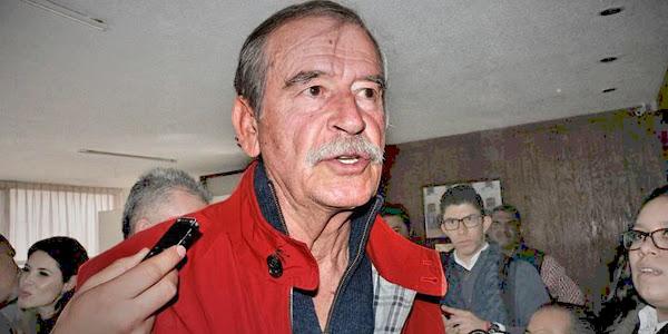 """""""Cada vacuna que regalas puede ser un mexicano muerto más en tu conciencia"""", Vicente Fox TUNDE A AMLO"""