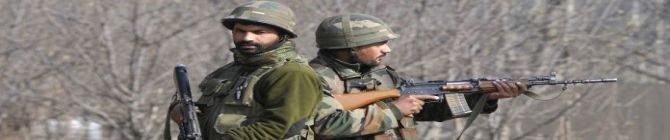 Two Encounters Break Out In South Kashmir; Terrorists Trapped