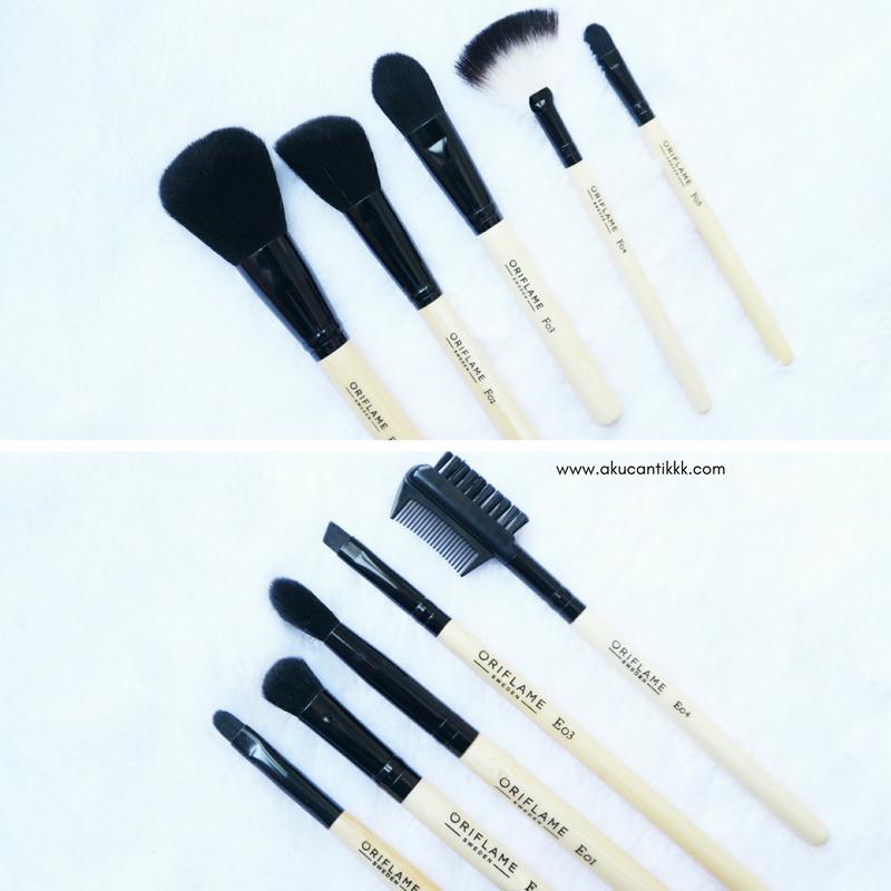 Bali Beauty Blogger Precision Brush Oriflame Beauty