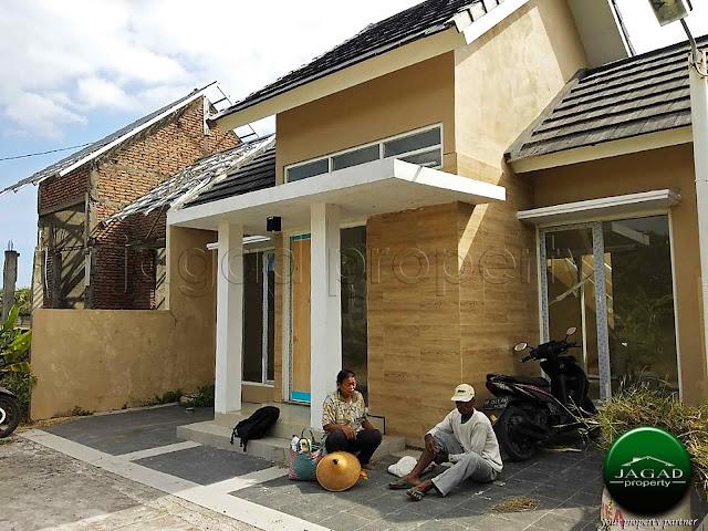 Rumah Siap Huni jalan Wates Km 9