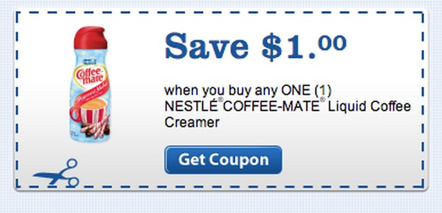 COFFEE MATE CREAMER COUPON