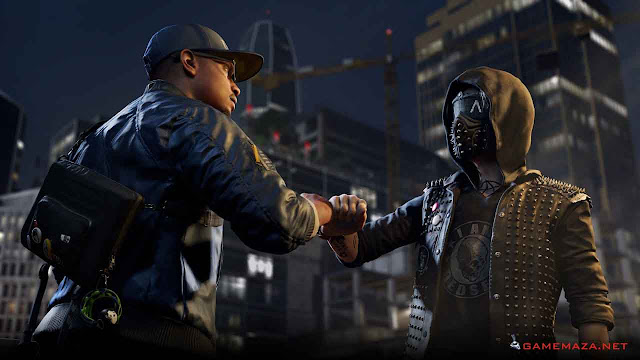 Watch Dogs 2 Gameplay Screenshot 2