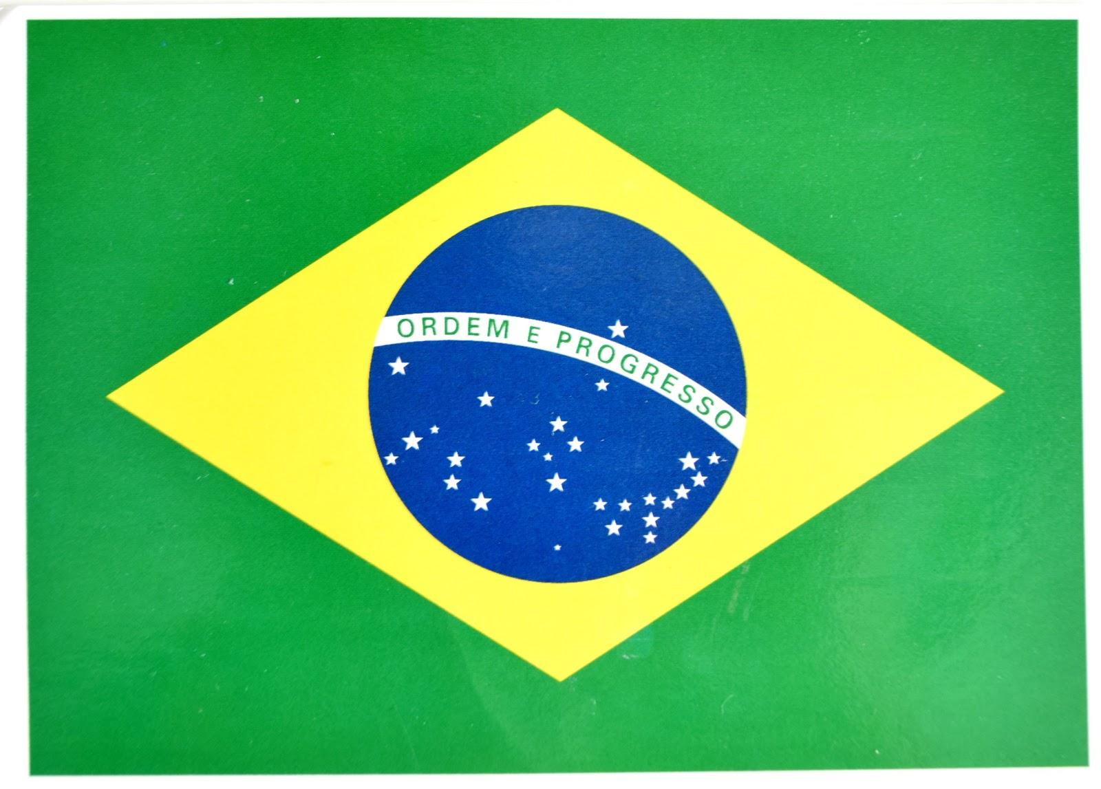 Brazylia, flaga narodowa