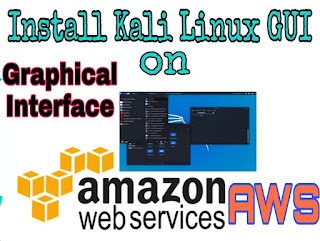 Installing Kali Linux on AWS EC2 With GUI