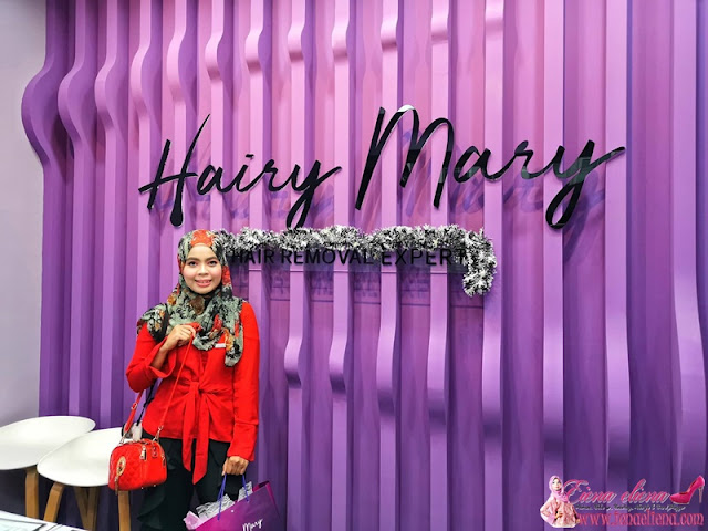 Hairy Mary di Publika Usahasama Ardell Aryana  dan Dr.Por