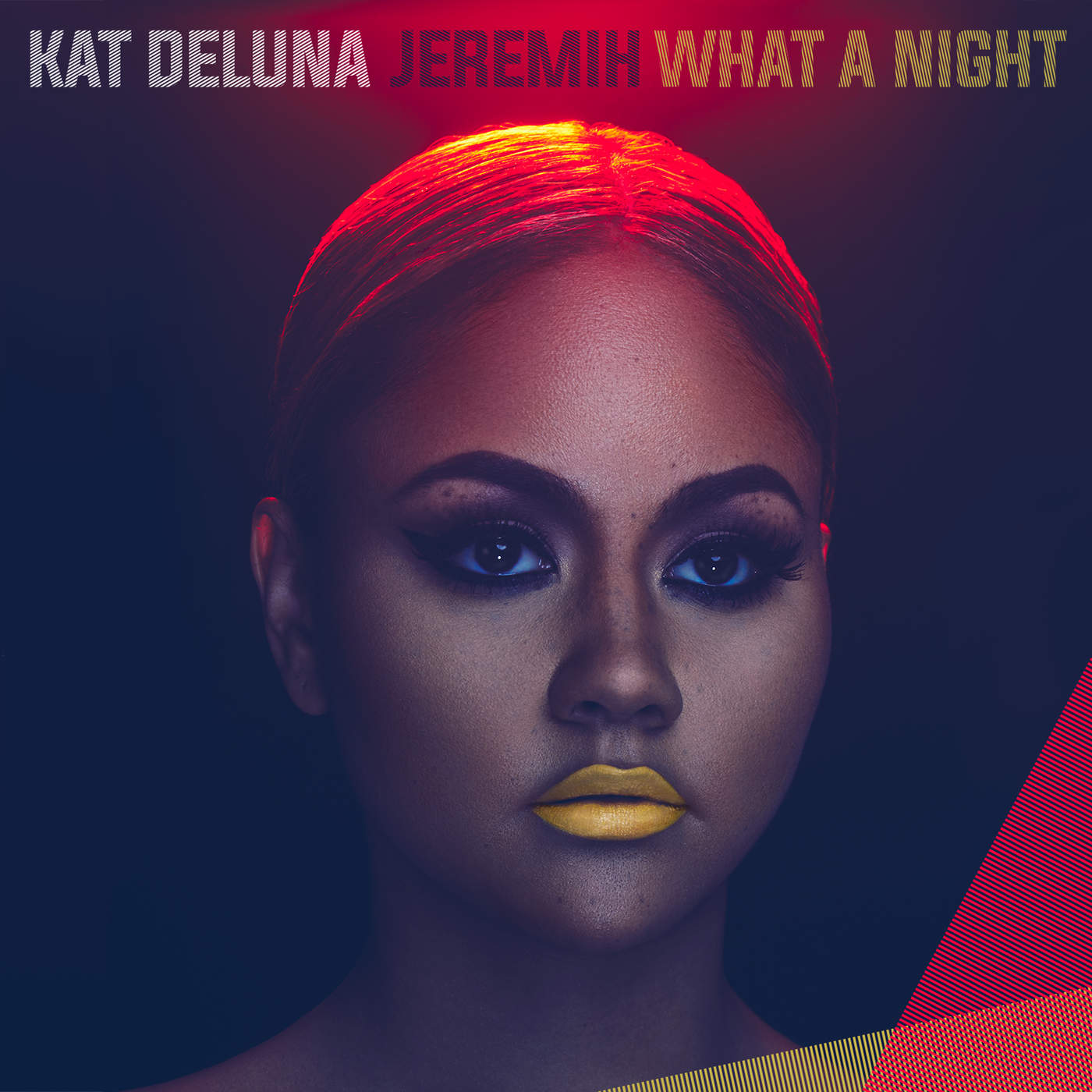 Kat DeLuna - What a Night (feat. Jeremih) - Single Cover