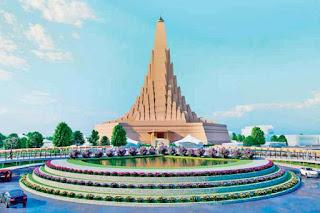 दुनिया का सबसे ऊंचा मंदिर बनेगा गुजरात में ? पूरी जानकारी
