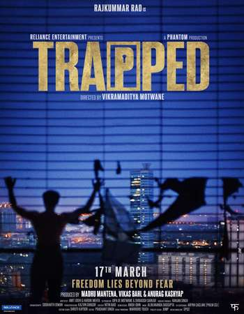 Trapped 2017 Hindi 300MB pDVDRip 480p Watch Online Free Download downloadhub.in
