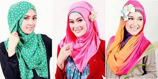 Cara Kreatif Menampilkan Hijab yang Cantik