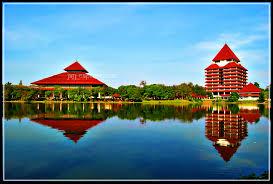 Ternyata Ini Sarana Universitas Indonesia