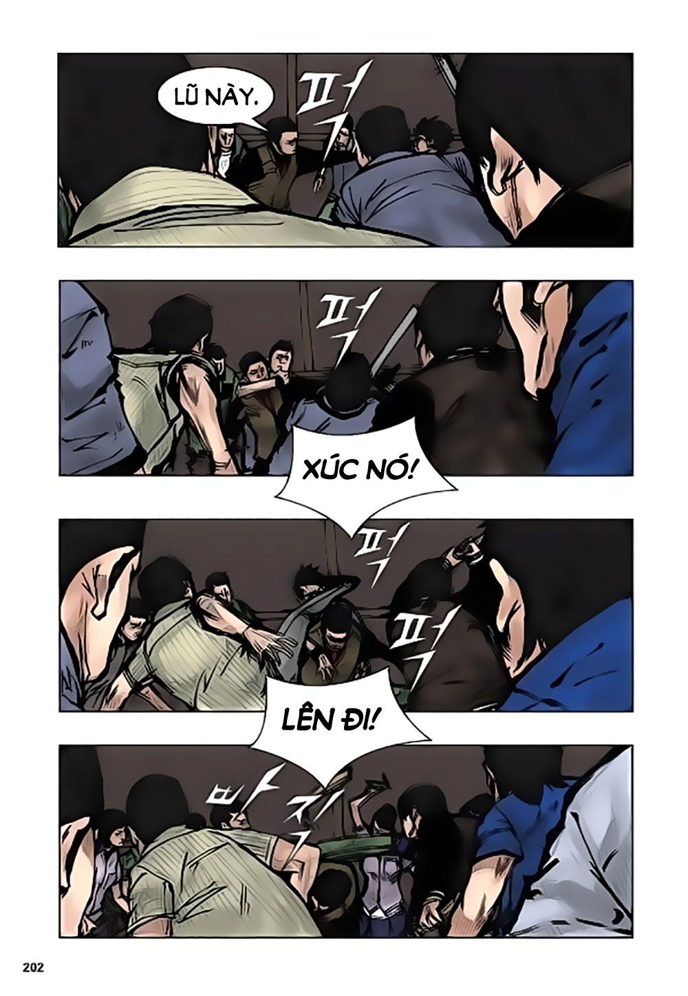Tong | Tổng chap 30 - Trang 25