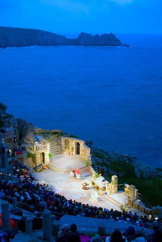 Offering Memorandum - Minack Theatre in Cornwall, UK