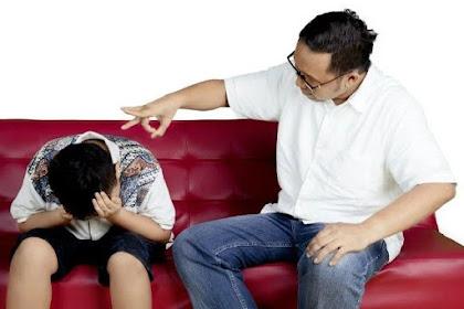 Benarkah Kerusakan Akhlak dan Mental Pada Anak Disebabkan Oleh Para Ayah ?