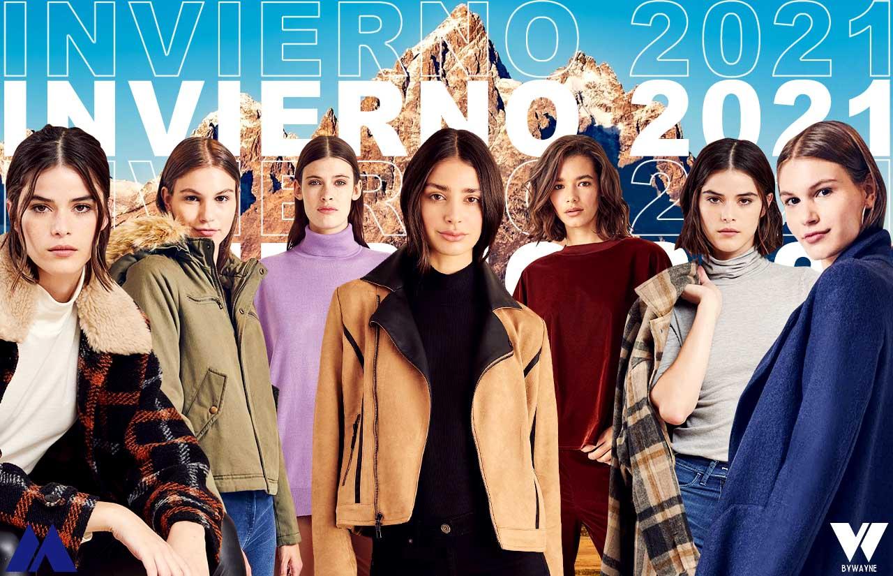 moda invierno 2021