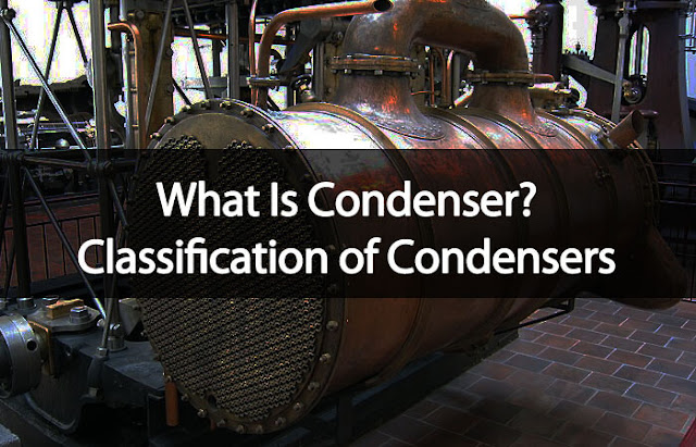 what is condenser
