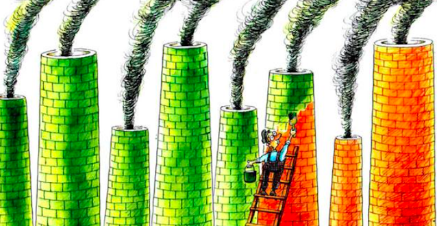 The Problem with Greenwashing