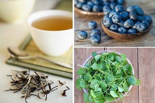 7 loại thức ăn chống lão hóa da tốt nhất mà bạn nên ăn
