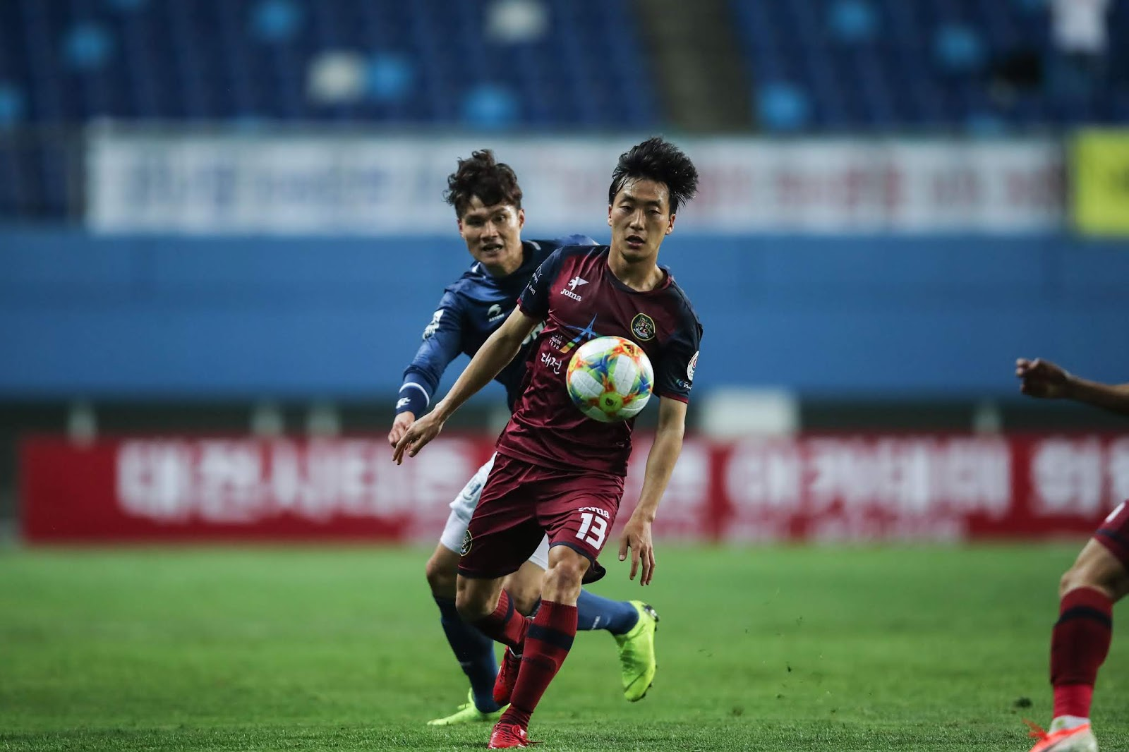 Preview: Daejeon Citizen vs Busan IPark K League 2 Round 10 Shin Hak-young