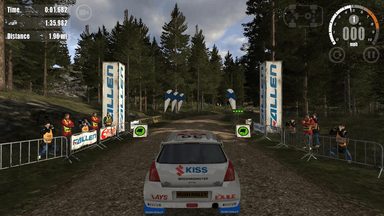 Rush Rally 3 MOD DINHEIRO INFINITO 1.98