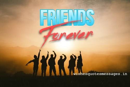 friends forever whatsapp dp