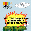 Help Paper Clouds Today!
