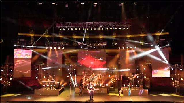 Matute rompe todos los esquemas de conciertos digitales que se han realizado