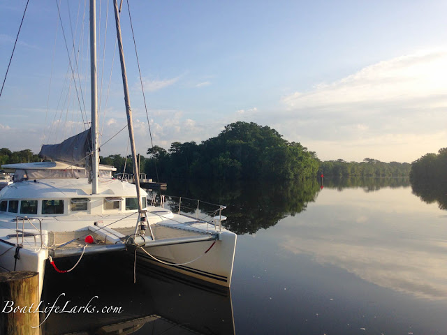 Bucksport Marina, ICW, South Carolina