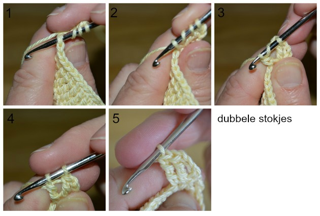 Especial And More Haken Haakles 5 Dubbele Stokjes Haken