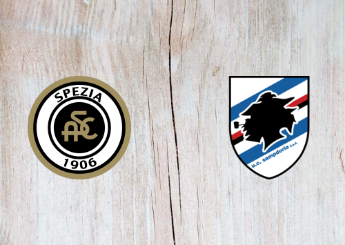 Spezia vs Sampdoria -Highlights 11 January 2021