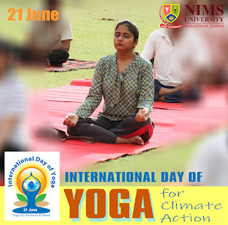 International Yoga Day 2019