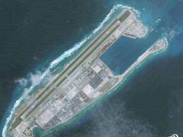Indonesia gửi công hàm bác 'đường lưỡi bò' của Trung Quốc ở Biển Đông