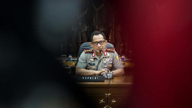 Maklumat Kapolda Metro Jaya Ancaman Hukuman Mati oleh Polri Di Kritik LBH Jakarta