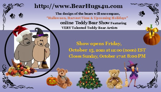 Online-Show Halloween, Harvest time & Upcoming Holidays