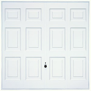 Buy a Hormann Georgian for an attractive price from a high quality garage door manufacturer