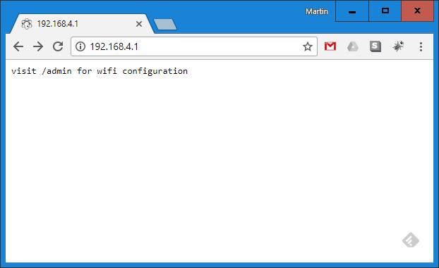 ESP8266 Wifi Configuration Part 2