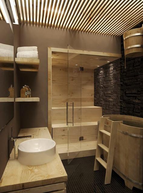 Simple Interior Design Bathroom