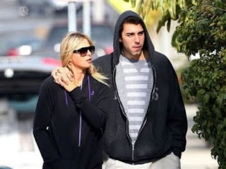Maria Sharapova And Her Ex Boyfriend Sasha Vujacic