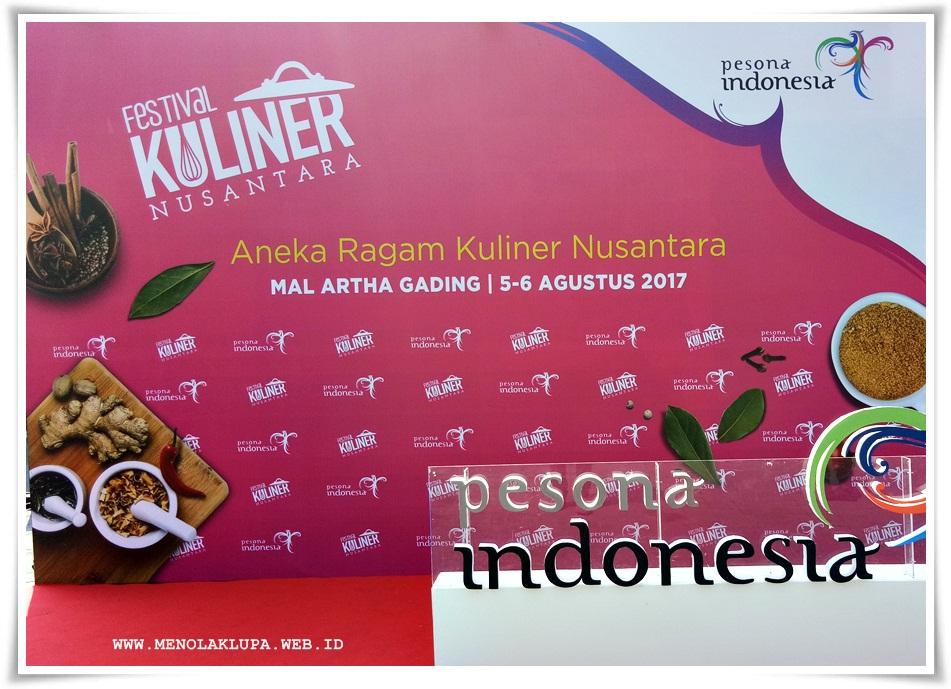 Festival Kuliner Nusantara 2017 Hadirkan Aneka Kuliner