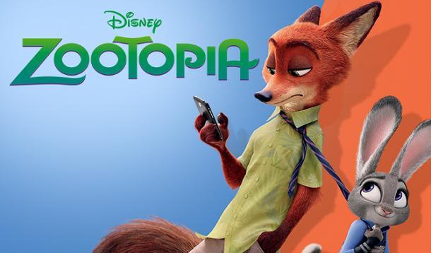 Proses Produksi Film Zootopia