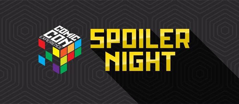 Spoiler Night continua incrível, mas a cada ano se aproxima de ser um dia comum de evento.