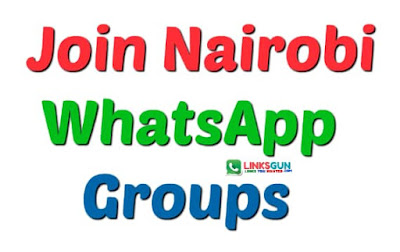 Nairobi Whatsapp Group Link