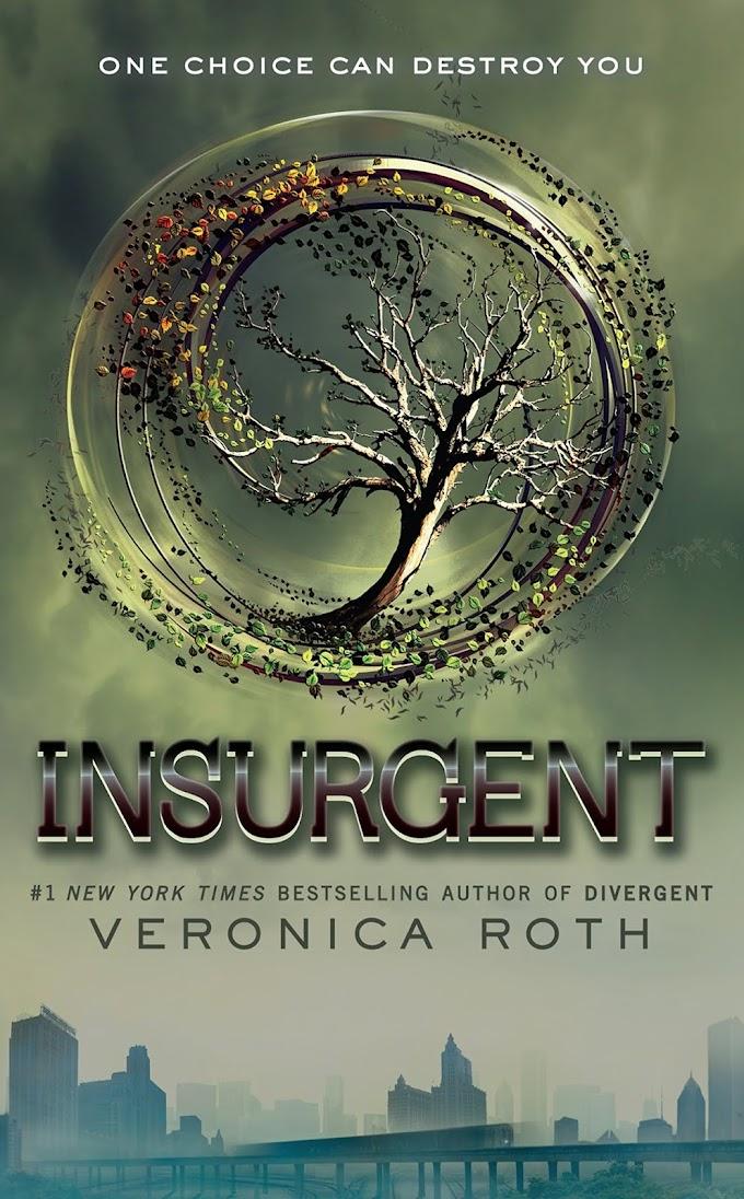 [Recenzie] Seria Divergent - Volumul II (Insurgent) - Veronica Roth