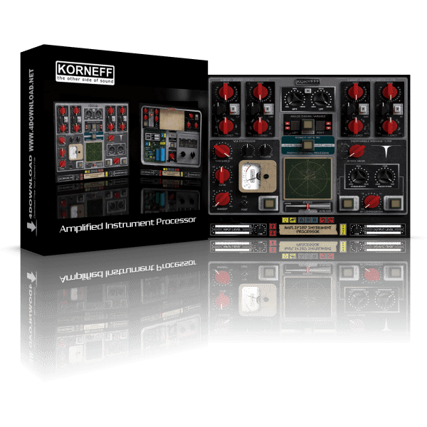 Amplified Instrument Processor v1.0 Full version