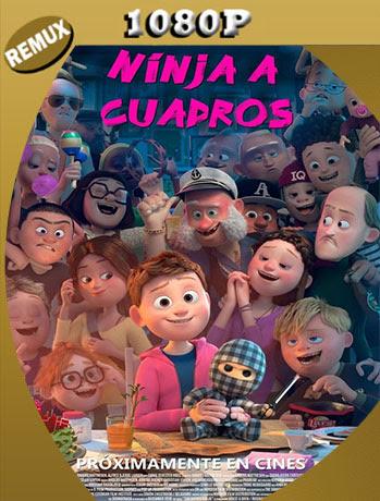 Ninja a cuadros (2018) 1080p Remux Latino [Google Drive] Tomyly