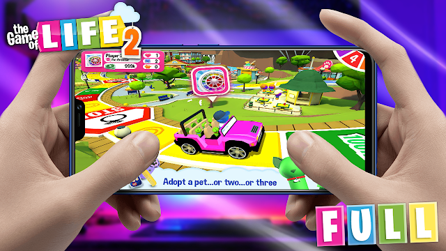 THE GAME OF LIFE 2 (FULL) v0.0.25 Para Teléfonos Android [Apk]