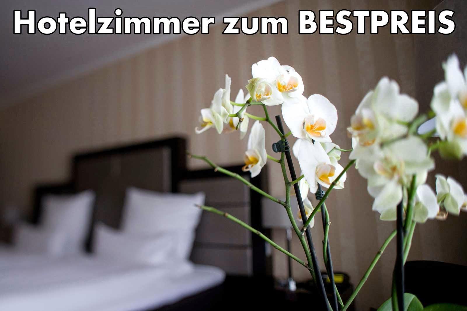Hotels günstig buchen, Hotel zum besten Preis buchen
