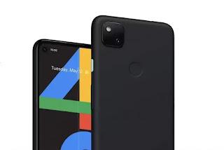 Google Pixel 4a 4g 2020 Hindi