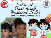 Berikut Kumpulan Link Twibbon Hari Anak Nasional Tahun 2021